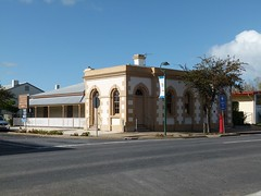 Penola Telegraph Office (1860) & Post Office (1876) (PhotoChronologyOfSouthAustralia) Tags: 1860 1876 telegraph postoffice