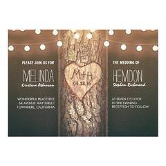 (rustic tree heart and string lights wedding invite) #Burlap, #Carved, #CarvedHeart, #Country, #Creative, #Evening, #Garden, #GardenLightsWedding, #Heart, #Illuminated, #LanternsWedding, #LoveTreeWedding, #Oak, #OldTreeWedding, #Outdoor, #Rustic, #RusticW (CustomWeddingInvitations) Tags: rustic tree heart string lights wedding invite burlap carved carvedheart country creative evening garden gardenlightswedding illuminated lanternswedding lovetreewedding oak oldtreewedding outdoor rusticwedding simple stringlightswedding treewedding twinklelights typography vintagewedding woodheartwedding is available custom unique invitations store httpcustomweddinginvitationsringscakegownsanniversaryreceptionflowersgiftdressesshoesclothingaccessoriesinvitationsbinauralbeatsbrainwaveentrainmentcomrustictreeheartandstringlightsweddinginvite weddinginvitation weddinginvitations