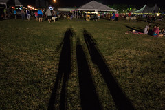 Shadows (Jemlnlx) Tags: canon eos 5d mark iii ef 1635mm f4 l usm is lens wide circular polarizer tiffen filter filters gnd graduated neutral density rhode island ri kingston south county balloon festival fair hotair hot air cannonlady bbq barbecue