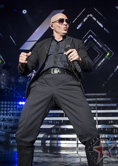 Pit Bull -The Bad Man Tour - DTE Energy Music Theatre - Clarkston, MI - Aug 9th 2016