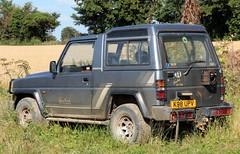 K98 UPV (2) (Nivek.Old.Gold) Tags: 1993 daihatsu fourtrak 28tdx turbo diesel intercooler challacombes burystedmunds