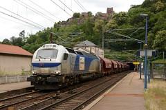 Europorte #4033, Lutzelbourg (klok.richard) Tags: frankrijk frankreich france europorte euro4000 graantrein getreidezug cereales lutzelbourg