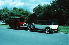 The Ant Hill mob. ... (Esmik D'Aguiar) Tags: nottingham uk nikon f55 film analog car tree green wedding scanner 35mm agfa