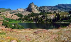 Lake Blanche, Big Cottonwood Canyon (rangerbatt) Tags: