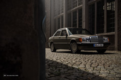 Mercedes-Benz W201 (Mo Lights) Tags: car cars carsome mercedesbenz mercedes summer classic automotive automotivephotography sun old youngtimer sunlight outdoor