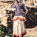 The traditional Konso dress (women of Gesergiyo)