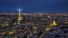 Paris Skyline | Paris | France (Darkcloud Photography) Tags: paris skyline cityscape europe france nikon d810 longexposure nightphotography montparnasse