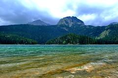 Black lake. Montenegro (Erre Taele) Tags: montenegro durmitor glaciar lake black negro