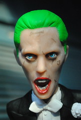 - Damaged Goods - (PinstripedPenguin) Tags: suicidesquad jaredleto thejoker margotrobbie harleyquinn willsmith deadshot violadavis amandawaller jaicourtney captainboomerang killercroc dccomics sculpture polymerclay supersculpey sculpey photography