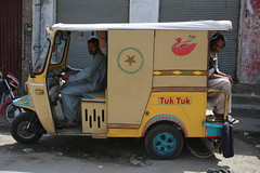Rikshaw (Akhuwat BPP) Tags: charsada pakistan interest free loans microfinance entrepreneurship pakhtoon ordinary people small business akhuwat rikshaw driver transportation tertiary services