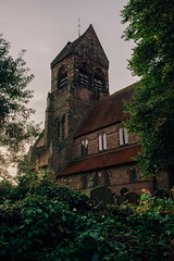 St Chads Church (ChrisWhite.Photography) Tags: chruch stchadskirkby kirkby knowsley dawn sunrise gothic gothicrevival 5dmkii 2470mm28l canon2470mm28l canon2470mm