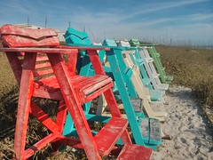 Cocoa beach chairs (jrcstwo) Tags: cocoa beach chairs