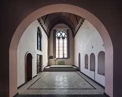 (Subversive Photography) Tags: abandoned religious belgium decay atmosphere chapel monastery urbanexploration derelict urbex carehome danielbarter