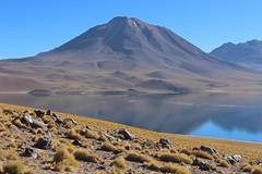 Laguna Miscanti, Chile (Baptiste L) Tags: chile atacama andes altiplano antofagasta lagunamiscanti