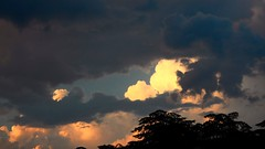 Stormy afternoon () Tags: sky stormy