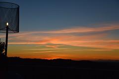 SSR_2259 Sunset at toledo. Puesta de sol en Toledo. SPAIN (Santiago Sanz Romero) Tags: sunset espaa landscape spain view paisaje toledo alcazar puestadesol tajo castillalamancha castlla