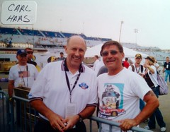 Carl Haas, NASCAR & INDY Owner, Pictures With NASCAR people (Picture Proof Autographs) Tags: pfredweichmannfrederickweichmann hotographphotographsinpersonpictureproofphotoproofpicturephotoproofimageimagescollectorcollectorscollectioncollectionscollectiblecollectiblesclassicsessionsessionsauthenticauthenticatedrealgenuinesignsignedsigningsigaturesiga photograph photographs inperson pictureproof photoproof picture photo proof image images collector collectors collection collections collectible collectibles classic session sessions authentic authenticated real genuine sign signed signing sigature sigatures auto autos vehicles vehicle model automobile automobiles driver drivers autoracing sport sports nascar winstoncup sprint cup busch nationwide craftsman campingworld xfinity truck series dodge charger intrepid ford thunderbird chevy lumina montecarlo pontiac grandprix taurus autographes autographed autograph fred frederick weichmann fredweichmann frederickweichmann