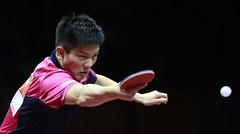 FAN_Zhendong_WTTC2015_R_G_6299r (ittfworld) Tags: world sport ball championship shanghai emotion action young tennis tabletennis junior championships chine