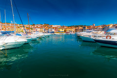 Port de Cassis @Provence (Benjamin MOUROT) Tags: france tourism port french boat paca colored bateau francia cassis barque color vibrance frenchriviera bouchesdurhne littoral provencealpesctedazur photoshopcs3 1018mm faguo canon70d benjaminmourot lightroom5