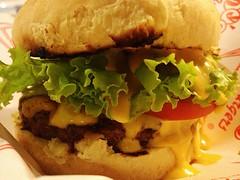 IMG_3090 (jellevan) Tags: french hawaii salad yummy big surfer burger grill fries burgers hawaiian mustard foodtrip aloha foodie