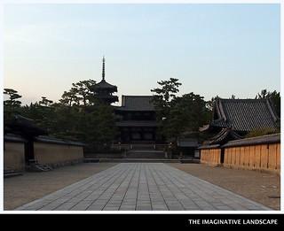 P3917 法隆寺 Hōryū-ji
