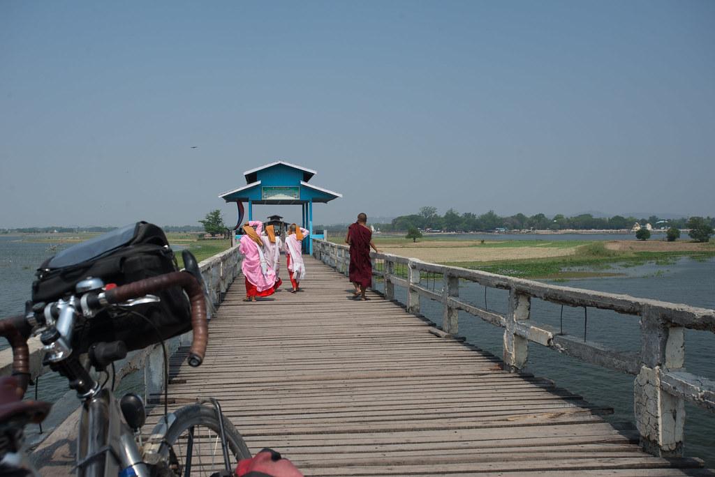 Monks and Nuns meet