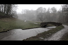 April Showers (music_man800) Tags: uk bridge trees light wild cloud holiday nature water abbey rain weather canon river landscape shower spring pretty natural outdoor path walk wildlife yorkshire united border scenic royal bridges kingdom hike seven valley april british gloom fountains showers pour studley 700d