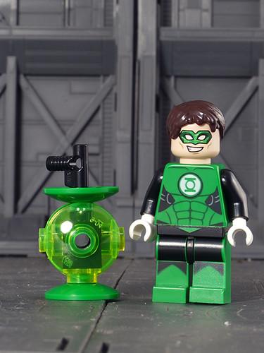 76025 Green Lantern vs. Sinestro