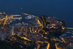 Principaut de Monaco, the fairy tale city ! (Claude Jenkins) Tags: longexposure sea mer port nikon nightshot harbour montecarlo monaco d750 palais yachts sailboats nuit principaut mus ocanographique mediterran nikonflickrtrophy