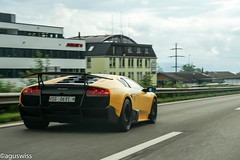 Lamborghini Murcielago LP570-4 SV (aguswiss1) Tags: italy lamborghini cruiser supercar sv sportscar racer murcielago italiencar 200mph superveloce lp5704 lamborghinimurcielagolp5704sv