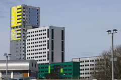 'Tetris Tower', Portsmouth, April 12th 2016 (Suburban_Jogger) Tags: canon spring hampshire portsmouth april 2016 studentaccomodation 24105mm 60d unitestudents greethamstreet tetristower