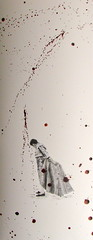 Study (www.kevinmaxwellsfineart.com) Tags: bulls bullfighting josetomas graphite chinagraph blood anegitive blackandwhite toros torosymatadores matadores drawing spanish espana studies study