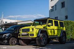 G Squared (iampepa) Tags: saa 2016 supercars traun austria mercedes g500 g5004x4 cars carporn luxurycars luxrurylifestyle gtspirit itswhitenoise