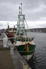 Crangon, Oostende (Erf-goed.be) Tags: crangon garnaalvisser schip oostende archeonet geotagged geo:lon=29311 geo:lat=512353