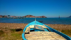 The boat and the sea (only_sepp) Tags: panorama elba mare barche toscana portoferraio spiagge