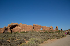IMG_7162 (ONcloudIX) Tags: moab ut utah arches delicate arch landscape