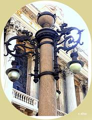 Luminria - Centro do Rio (o.dirce) Tags: luminria iluminao riodejaneiro rua teatromunicipal odirce centrodorio