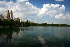 IMG_1181 (Cristian Marchi) Tags: day7 ny nyc america viaggio trip central centralpark park usa reservoir skyscrapers skyline