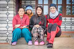 W gocinie u rodziny Puzy (www.wlasnadroga.pl) Tags: nepal wlasnadroga bicycletravel bicycle rower