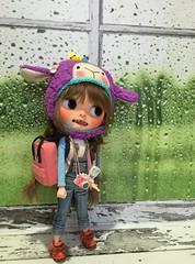 Blehhhh!!! 😝 raining again... !!