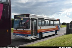 501 (32501) (northwest85) Tags: road old bus stripes south hill dash portsmouth alexander dennis dart stagecoach 501 livery portsdown gcd southdown b2177 j501gcd 32501 j501