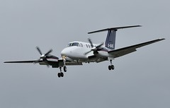 G-BGRE (stage1uk) Tags: northolteos5dmkiii27072016 gbgre beechcraft kingair
