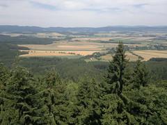 Broumovsk stny (d.koranda) Tags: broumov broumovsko region broumovskstny hills mountains rocks nature outdoors trees forest woods fields