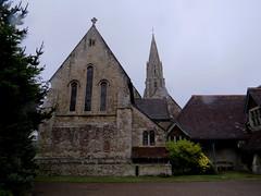 Isle of Wight, Shanklin - St Saviour of the Cliff (8) (Padski1945) Tags: englishchurches churchesofengland churches isleofwightchurches churchesoftheisleofwight shanklin scenesoftheisleofwight scenesfromtheisleofwight stsaviourofthecliff isleofwight