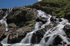 Wodospad na potoku Soulcem