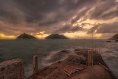 Koh Tao sunset (Explored 2-8-2016) (mcalma68) Tags: koh tao thailand seascape