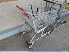 Cub Foods Cart (TheTransitCamera) Tags: grocery shopping cart trolley basket buggy retail equipment cub cubfoods supernarket technibilt saintpaul mn minnesota