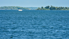 #29/52 Gananoque summer boating (PJMixer) Tags: 52weekproject gananoque nikon summer boat dogwood29 dogwood52 family islands river waterscape