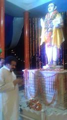 SP Singh Baghel floral tributes at the statue of Goswami Tulsidas salute. (spsinghbaghel) Tags: bjp uttar pradesh up election 2017 leaders vote for join sp singh baghel firozabad recent news