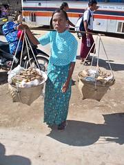Nyaung Oo Market (Bagan, Myanmar) (Sasha India) Tags: bagan myanmar burma market bazar bazaar